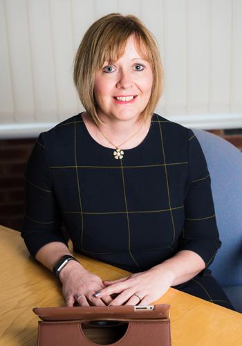 DPC Director Helen Tidyman