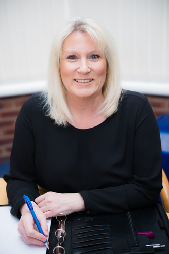 DPC Office Manager Liz Askey