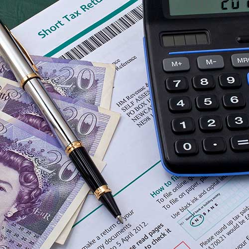 DPC offer a HMRC Investigations Protection Policy
