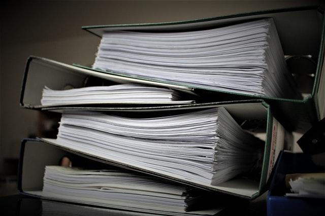 Planning folders